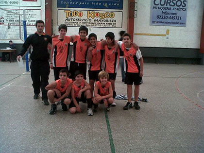 Voley 77 F�tbol Club